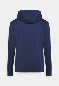 Nike Sportswear - HOODIE - veste en sweat zippée - midnight navy/black/white - 1