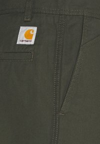 Carhartt WIP - MENSON PANT MOSQUERO - Chinos - cypress rinsed - 5