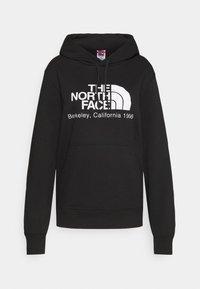 The North Face - BERKELEY CALIFORNIA HOODIE - Sweatshirt - black - 5
