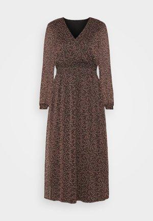 ONYVONNA MIDI DRESS  - Długa sukienka - black