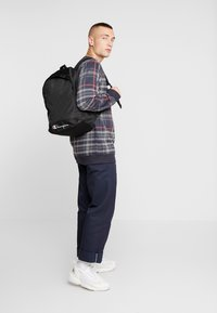 Champion Reverse Weave - BACKPACK - Ryggsäck - black - 1