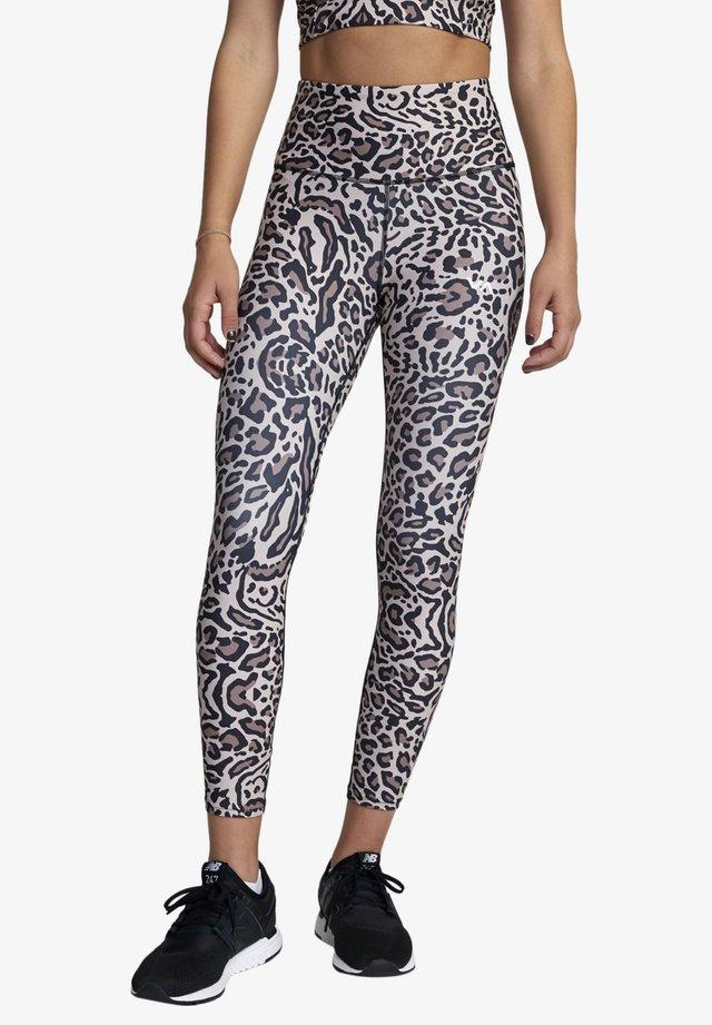Legging - gray leo