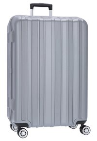 Stratic - PILLAR - Wheeled suitcase - silver - 3