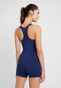 Arena - FINDING - Swimsuit - navy/white