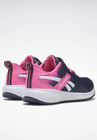 Reebok - ROAD SUPREME 2 ALT SHOES - Neutral running shoes - dark blue/pink - 3