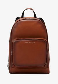 Tommy Hilfiger - CASUAL BACKPACK - Reppu - brown - 5
