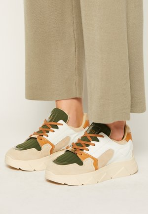 POPPY - Sneakers laag - beige