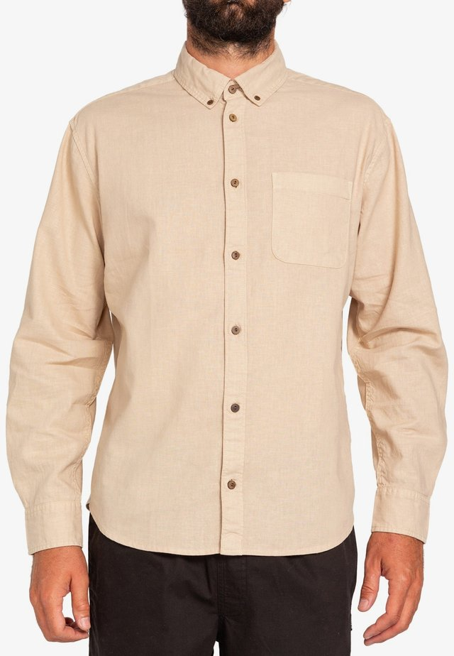 BOLD SPRING - Overhemd - oxford tan