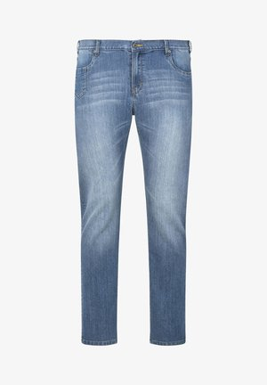 Jeans Tapered Fit - dunkelblau