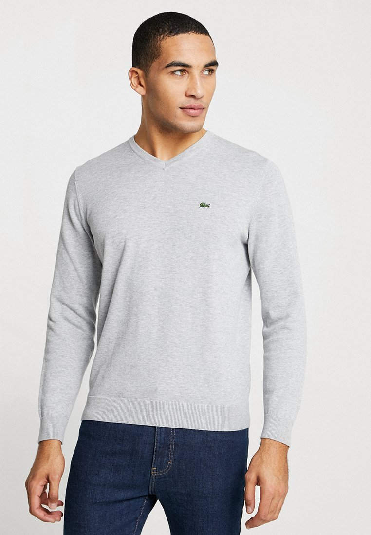 Lacoste - Pullover - silber