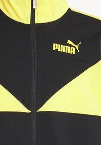 Puma - 2 PIECE SET - Tracksuit - celandine - 7