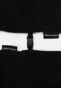 Urban Classics - WINTER SET - Gloves - black - 4