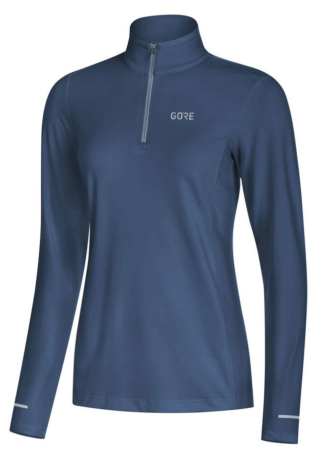 Long sleeved top - blau (296)