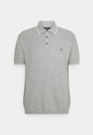 SHORT SLEEVE - Polo shirt - andover heather