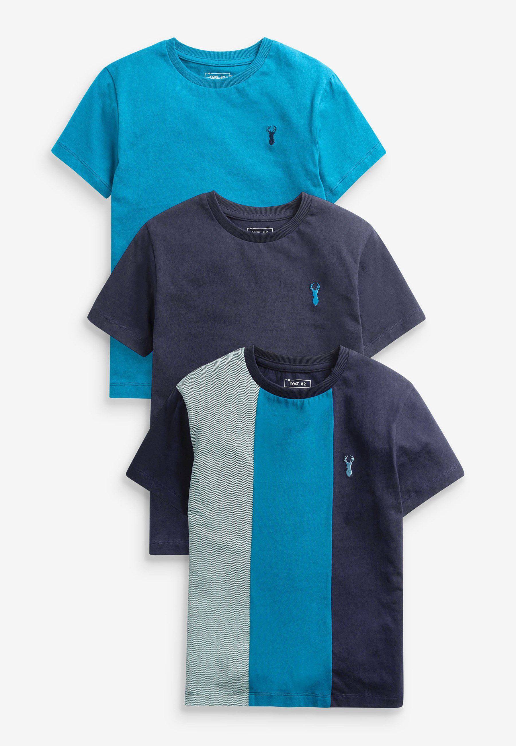 Bambini 3 PACK HERITAGE - T-shirt con stampa