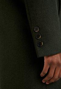 Selected Femme Tall - SLFSASJA COAT - Zimní kabát - rosin - 5
