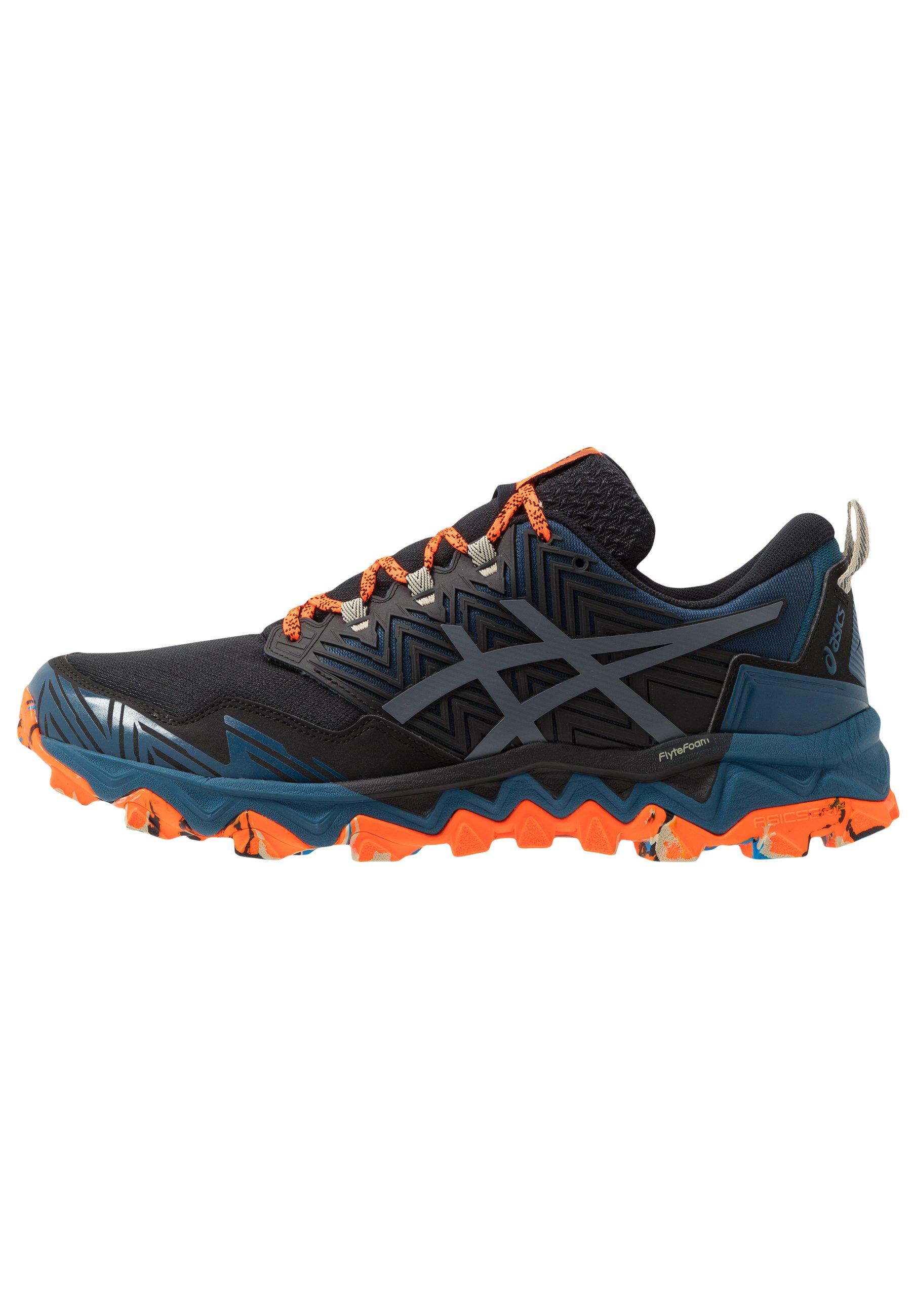 Asics Herren Fujitrabuco Pro Trail Turnschuhe Laufschuhe Sneaker Schuhe Blau
