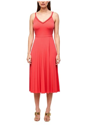 Maxi dress - popsicle pink