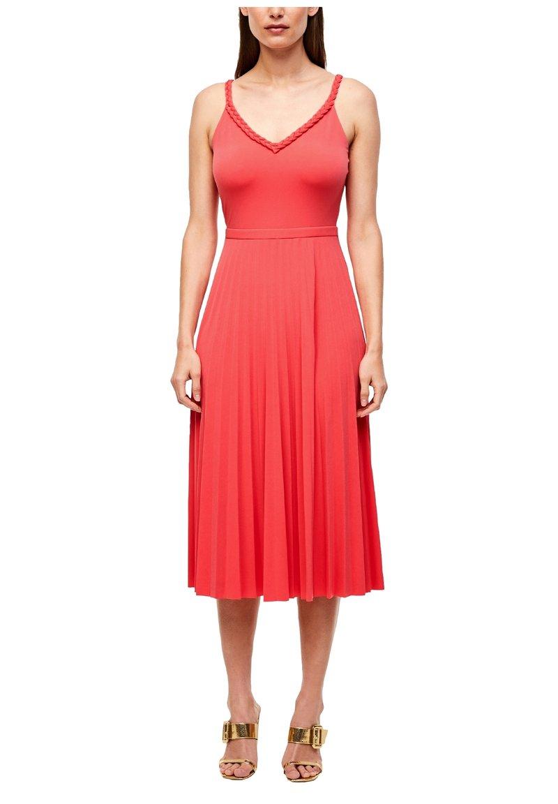 s.Oliver BLACK LABEL - Maxi dress - popsicle pink