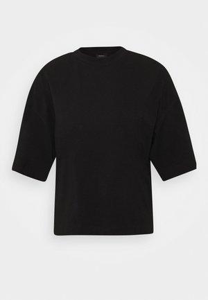 UFTEE-SHORTEE - Pyjama top - black