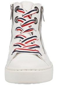 ara - Sneakers hoog - weiss - 5