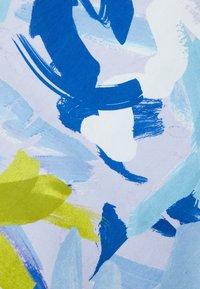 STUDIO ID - TOTE BAG M - Velká kabelka - multicoloured/blue - 3