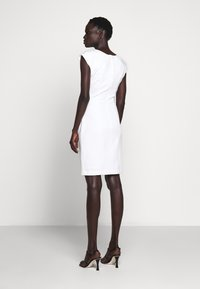 Tiger of Sweden - MISTRETCH - Shift dress - bright white - 2