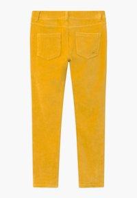Benetton - BASIC GIRL - Kalhoty - yellow - 1