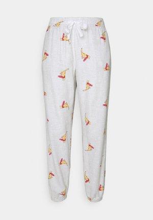 Pyjamahousut/-shortsit - grey snow