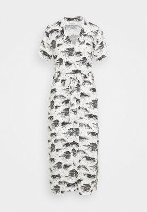 IVAR PRINT DRESS - Shirt dress - shore
