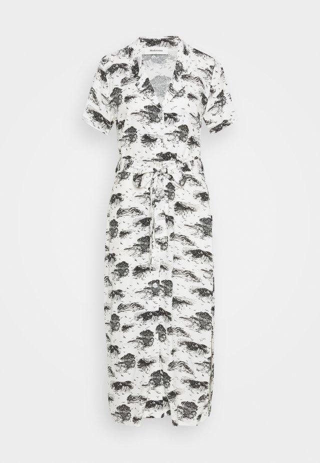 IVAR PRINT DRESS - Skjortklänning - shore