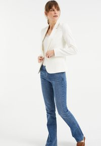 WE Fashion - Blazer - offwhite - 1