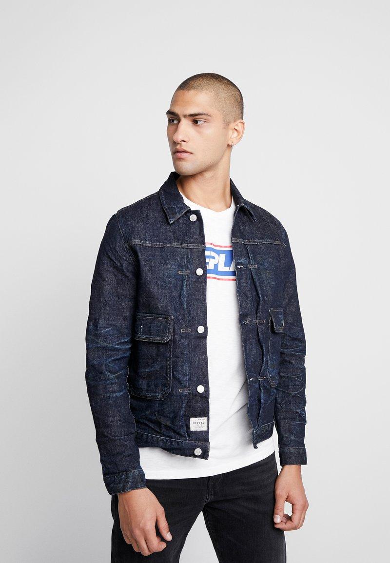 Replay - Denim jacket - dark blue