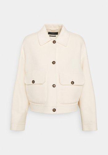 BORBONA - Summer jacket - ivory
