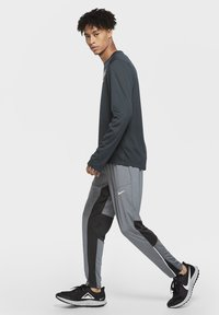 Nike Performance - ELITE PANT - Tracksuit bottoms - smoke grey/dark smoke grey - 1