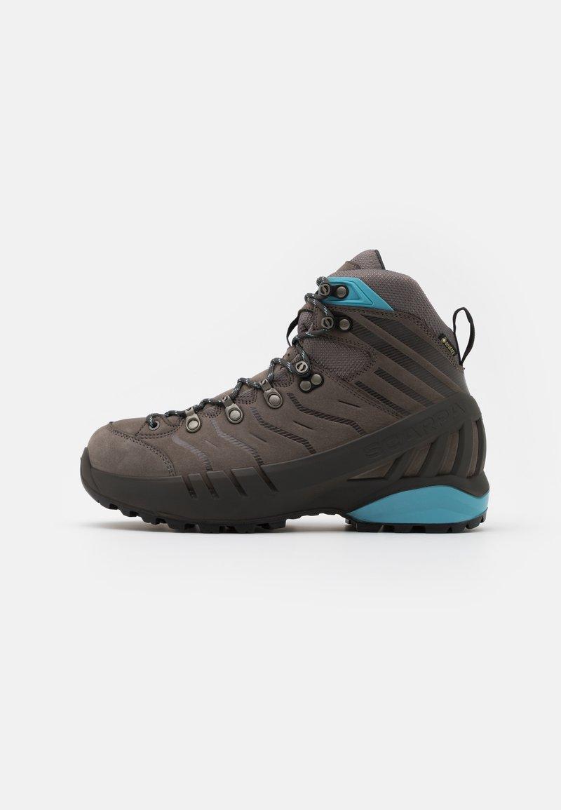 Scarpa - CYCLONE GTX  - Hiking shoes - gull gray/arctic