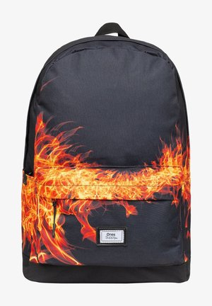 DRAGON BREATH - Rucksack - black