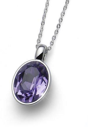 GIANT - Collier - violett