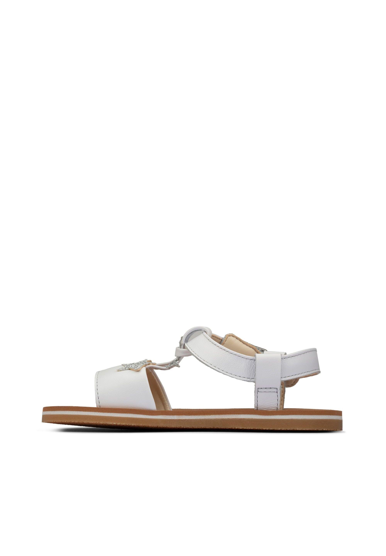 Enfant FINCH SUMMER K - Sandales - white
