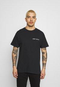 Night Addict - T-shirt con stampa - black - 2