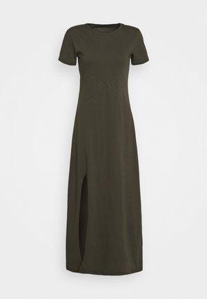 ASYMMETRIC DRESS - Day dress - midnight