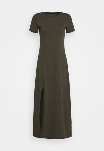ASYMMETRIC DRESS - Denní šaty - midnight