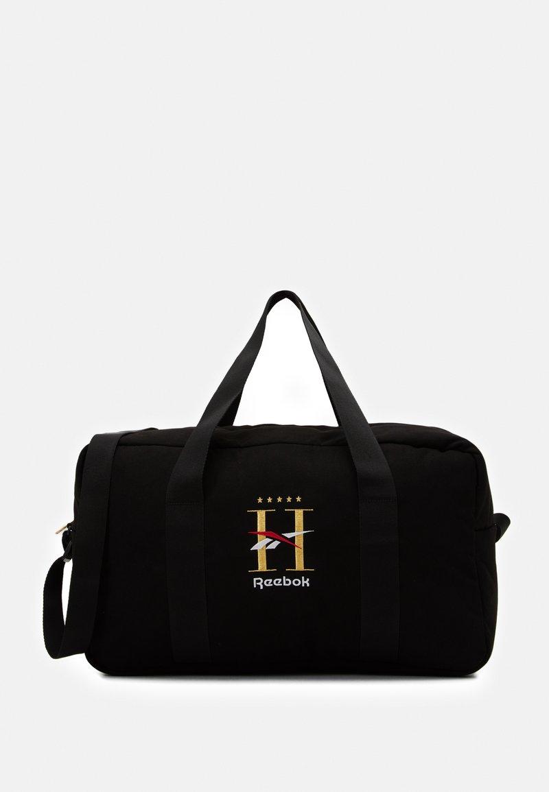 Reebok Classic - HOTEL GRIP UNISEX - Sports bag - black