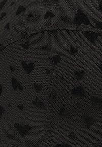 Coco de Mer - AUDREYBALCONY BRA - Balconette bra - black - 6