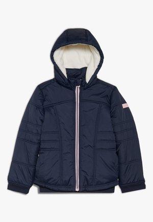 Winter jacket - deep indigo
