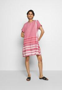 CECILIE copenhagen - DRESS - Day dress - tomato - 1
