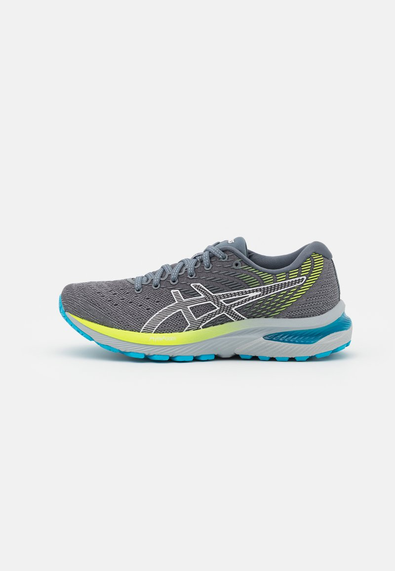 ASICS - GEL-CUMULUS 22 - Neutral running shoes - piedmont grey/pure silver