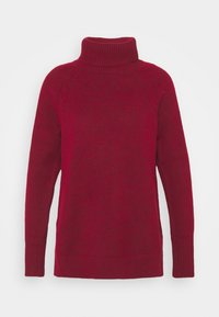 GAP - BRUSHED SUPERSOFT - Jumper - cinnabar red - 0