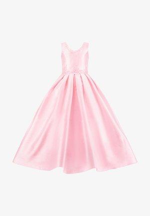 MIT PERLEN PRINZESSINNEN KINDERKLEID M - Cocktail dress / Party dress - rosa