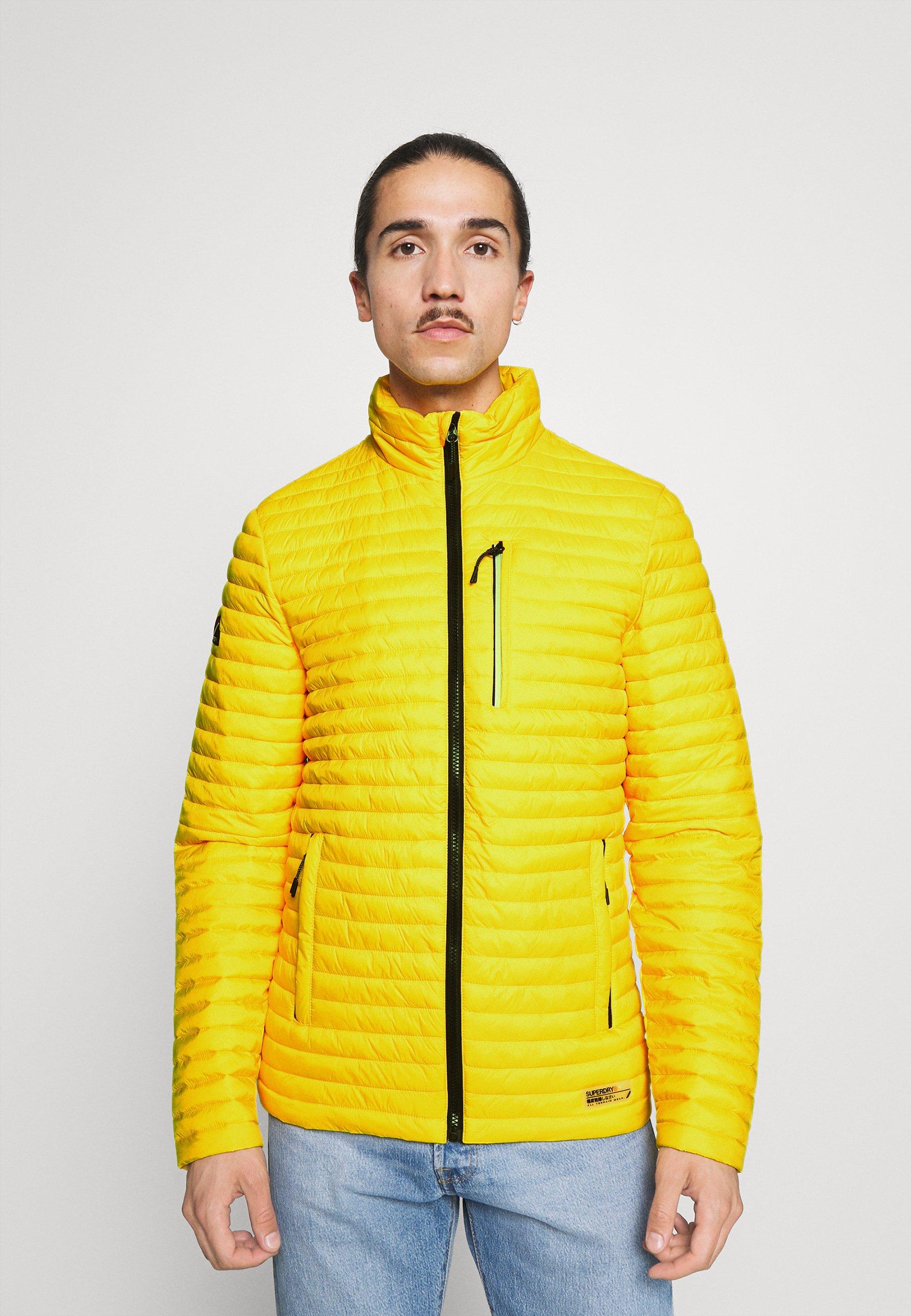 Men MICRO QUILT PACKAWAY FUJI - Light jacket